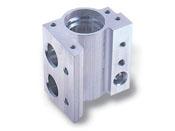 複合加工・CNC旋盤よる工程集約サンプル1