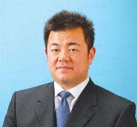 代表取締役社長 柚木 孝則